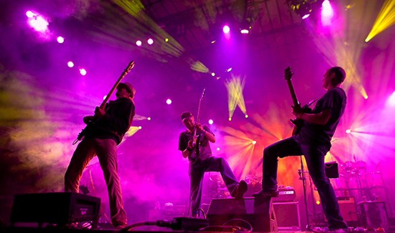 Umphrey's McGee [CANCELLED] at The Wiltern
