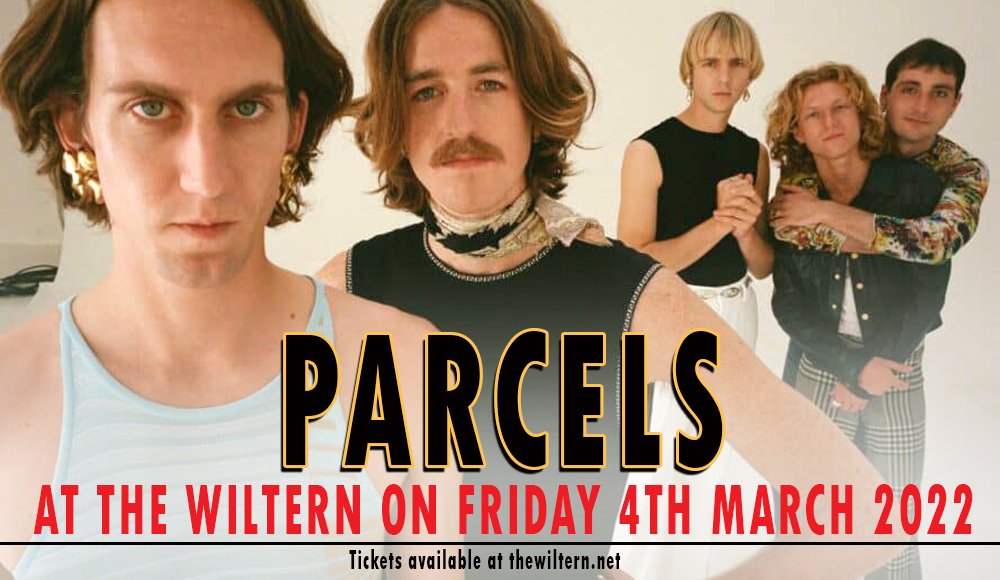 Parcels [CANCELLED] at The Wiltern