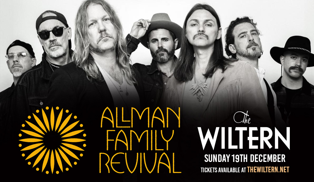 The Allman Family Revival at The Wiltern