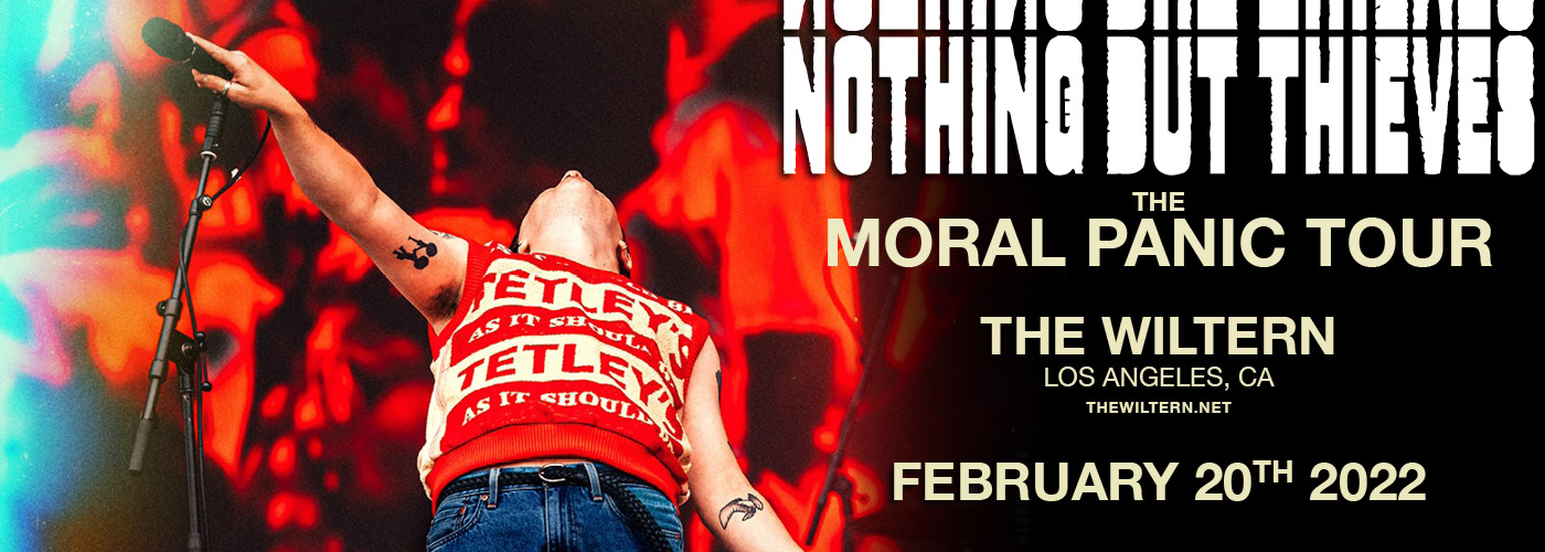Nothing But Thieves: Moral Panic Tour at The Wiltern